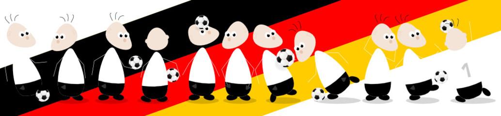 Deutsche Fußball Elf