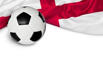 Banner Fußball England