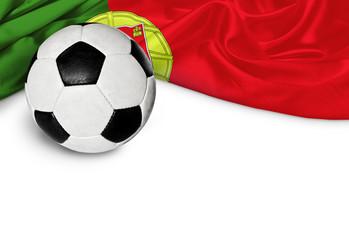 Banner Fußball Portugal