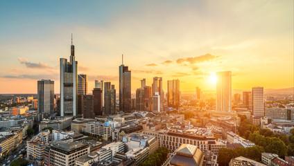 Frankfurt am Main Sunset