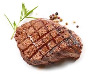 Printed roller blinds Steakhouse grilled beef steak