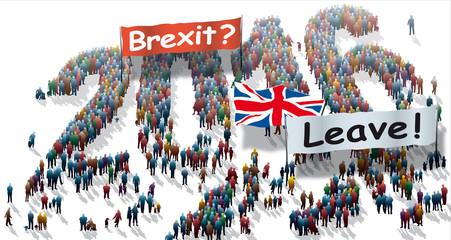 Royaume Uni - Brexit Référendum 2016