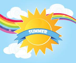 estate arcobaleno