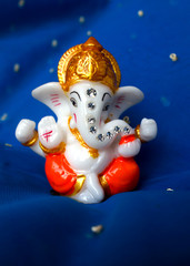 Lord Ganesha,beautiful look of ganesha