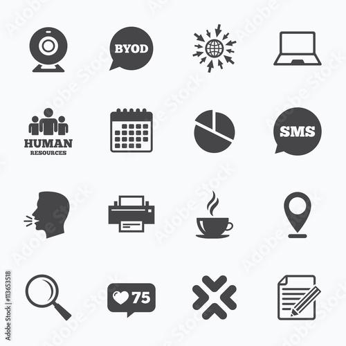 office documents and business icons fichier vectoriel libre de droits sur la banque d 39 images. Black Bedroom Furniture Sets. Home Design Ideas