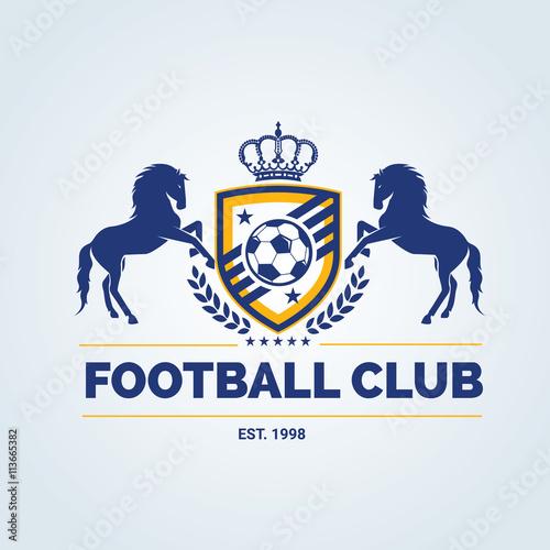 Soccer club logosoccer logofootball logovector logo template soccer club logosoccer logofootball logovector logo template maxwellsz