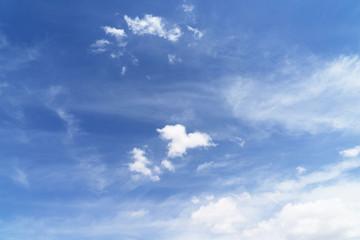 blue sky .blue sky clear