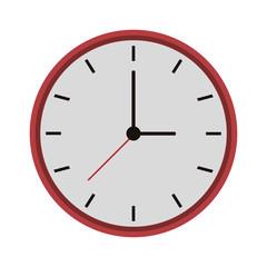 wall clock , Vector illustration
