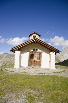 La chapelle Sainte-Anne (PNR Queyras / Hautes-Alpes)