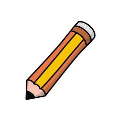 pencil clip art vector