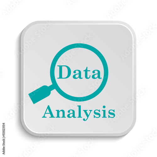 """Data analysis icon"" Stock photo and royalty-free images ..."