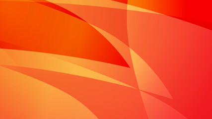 warm orange color background abstract art vector
