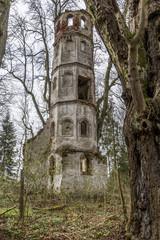 St. Georgs-Kapelle bei Aichach in Schwaben