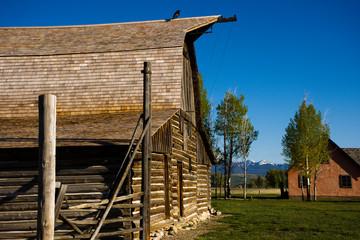Historical Ranch at the Grand Tetons