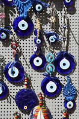 Blue Evil Eye