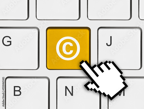 how to get copyright symbol on keyboard