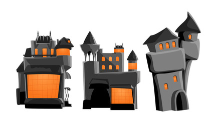 castle grey set
