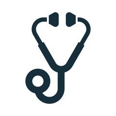 phonendoscope stethoscope icon
