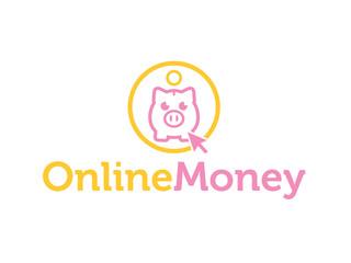 Online bank logo