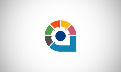 logo, app, direction, map, target, positioning, gps, position, market, marketing, elements