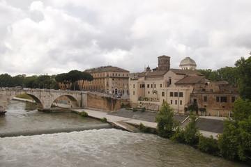 Rome - Le Tibre