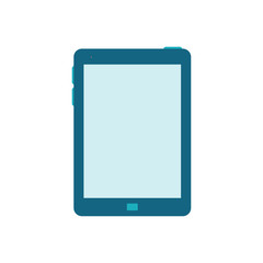 Tablet computer Icon.