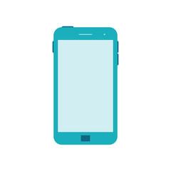 Mobile Phone flat icon.