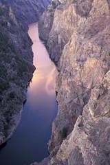 USA, Colorado, Black Canyon and the Gunnison River