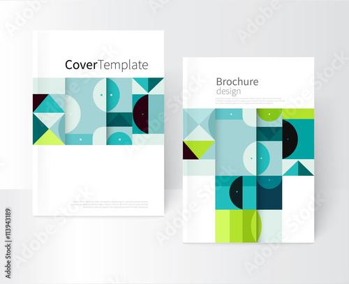 Black Book Cover Design : Quot vector book cover design creative concept catalog report