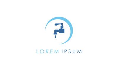 Water Logo Template