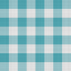 Seamless cyan and white striped texture