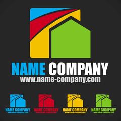 artisan peintre décorateur conseil logo maison