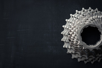 Bicycle part background