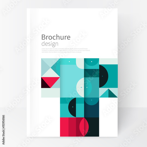 Black Book Cover Design ~ Quot vector book cover design creative concept catalogue