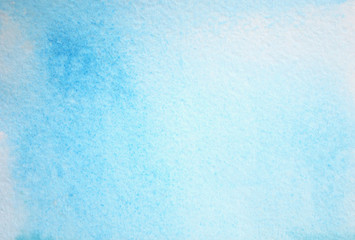 Abstract watercolor sky, background for your design