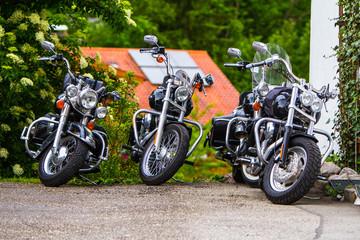 Biker / Motorräder