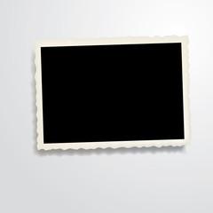 old frame photo