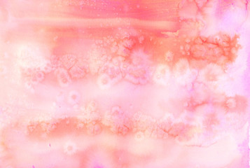pink salted watercolor texture