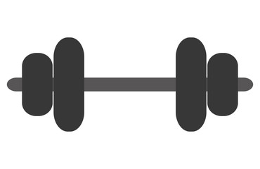 barbell icon design