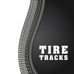 Tires design. illuistration