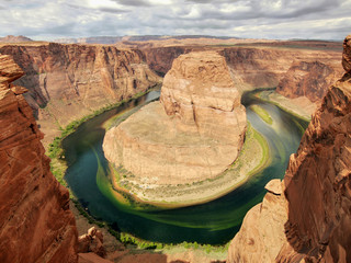 Horseshoe Bend. Arizona, USA