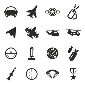 Air Force Icons