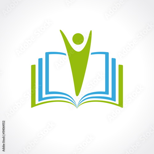 Book Cover Design Logo : Education vector logo pixshark images