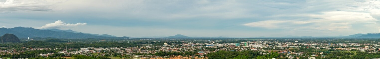 Chiang Rai Province Cityscape