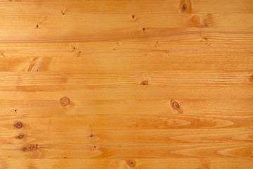 Yellow pine wood plank texture Wall mural