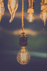 Light bulb decor
