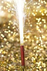 Rakete Feuerwerk Silvester