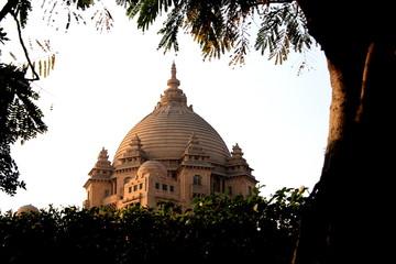 Central Dome of Umaid Bhavan