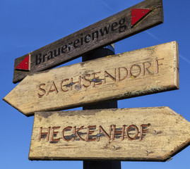 Aufseß, wandern auf dem fränkischen Brauereipfad