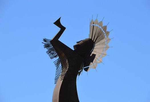 Keeper of the Plains, Wichita